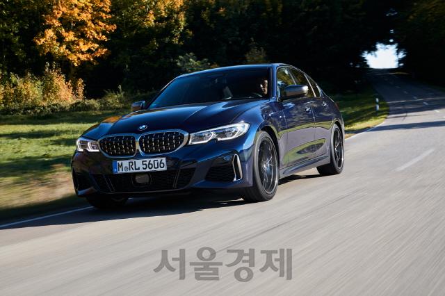 [Car&Fun] 두 얼굴의 사나이 BMW '뉴 M340i'