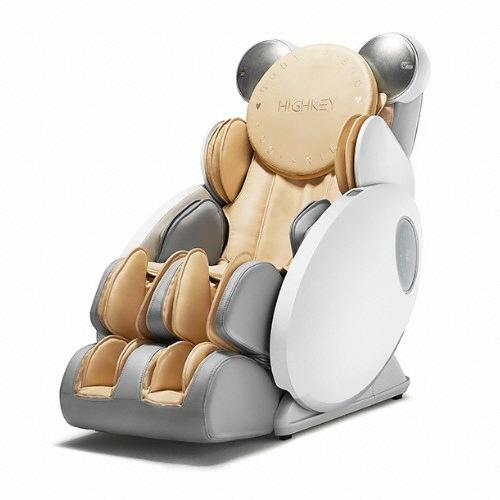[솔직체험기 라이프까톡] 키 120㎝ 아이도 마사지…뒷목안마·무릎 스트레칭으로 성장판 콕콕