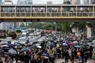 """""""시위 단순 참여자도 처벌 가능""""…더 독해지는 홍콩보안법"""