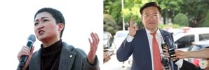 """이언주, 민경욱 '총선 조작설' 지원사격?…""""국민 입 막지 말라, 주권자 누구인가"""""""