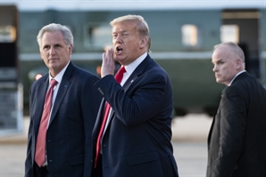 """트럼프 """"G7에 한국 초청""""...'反中전선' 강요 우려도"""