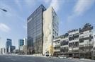 [건축과 도시]산등성이·대나무 형상화...강남 한복판에 '한폭 동양화' 빌딩