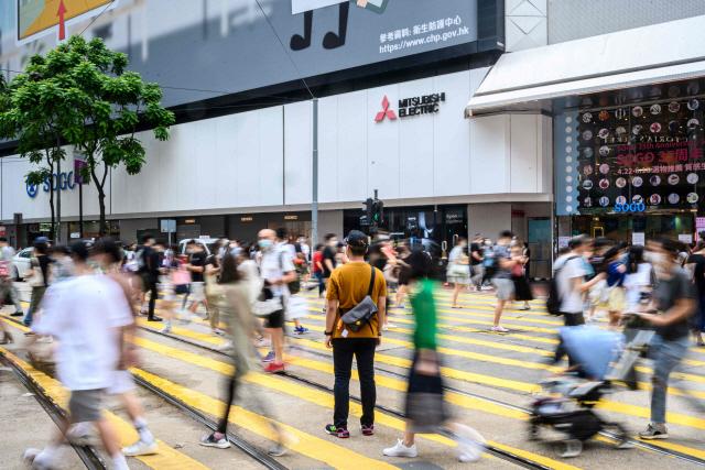 홍콩 대탈출 와중에…中 틱톡의 자신감 '우린 진출확대'