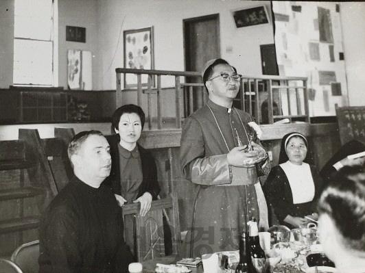'내 고향은 청주, 한국서 살다 죽을 것'…사제수품 60주년 함제도 신부