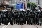 국가보안법 시행 첫날 홍콩에선…370여명 체포, 10명엔 보안법 적용