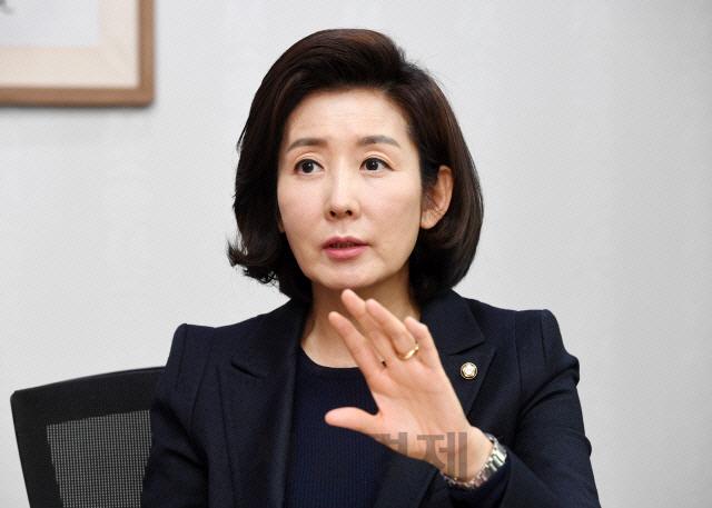 나경원, '12차례 고발' 안진걸 상대로 손해배상 소송