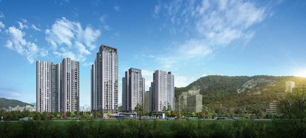 롯데건설, '노원 롯데캐슬 시그니처' 분양…10일 온라인 견본주택 오픈
