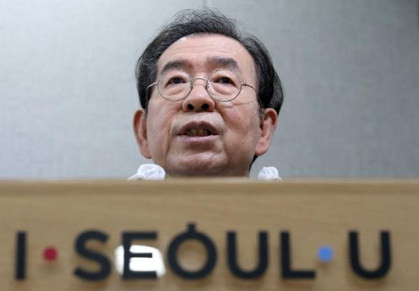 숨진 채 발견된 박원순 시장…경찰, 사인 미공개 '고인과 유족의 명예 고려'