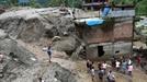 네팔 장마로 산사태 잇따라…최소 16명 사망·45명 이상 실종