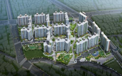 대우건설 컨소시엄, '달성 파크 푸르지오 힐스테이트' 7월 분양