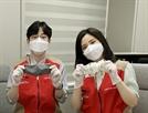 롯데렌탈 샤롯데봉사단, 취약계층에 마스크 기부 봉사