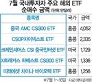 中증시 출렁이는데...ETF 사들이는 국내 투자자