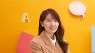 회사의 성장에 앞서 개인의 성장을 강조하는 여성 CEO