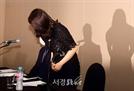 박수인 '골프장 갑질 의혹' 기자회견