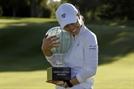 5개월만의 LPGA 대회 대니얼 강, 맨앞에 섰다