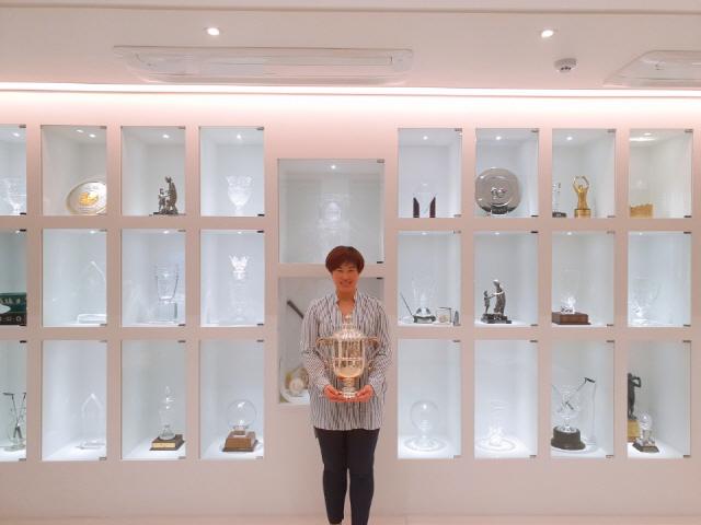 [이사람] 박세리 '운동·학업 병행...한국의 'IMG아카데미' 만들고 싶어'