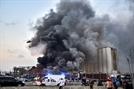 """트럼프, 레바논 폭발에 """"끔찍한 공격으로 보여"""""""