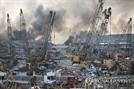 레바논, 폭발 참사 베이루트에 2주간 비상사태 선포
