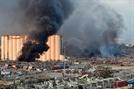 """외교부 """"레바논 베이루트 폭발사고 관련 한국인 피해 無"""""""