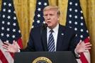 """[속보] 트럼프 """"미군, 레바논 폭발참사 일종의 폭탄공격 판단"""""""