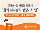 한화투자증권, 유망 성장가치주 투자 랩어카운트 상품 출시