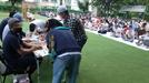 충북 청주 이슬람 행사에서 우즈베키스탄인 6명 집단감염…208명 추가 검사중