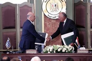 그리스-이집트, EEZ 합의했지만…지중해 연안국 갈등 고조