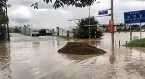 [속보] 섬진강 홍수 범람…구례·곡성 일부 주민 대피 명령
