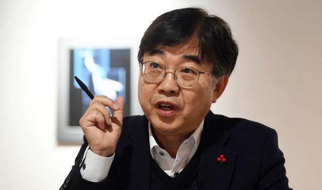 인태연 청와대 자영업비서관 '위기수습 큰힘 지역신보, 인력 늘려야'