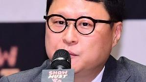인사말하는 예주열 CJ ENM 본부장