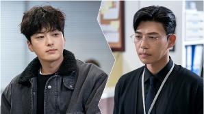 '모범형사' 장승조 심상치 않은 행보…지승현과 수상한 회동