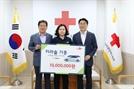 경북 청년기업 스마트름뱅이, '차량용 햇빛가리개' 50개 기증