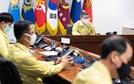 정경두 국방장관, 태풍 '바비' 대비 긴급 주요지휘관 회의