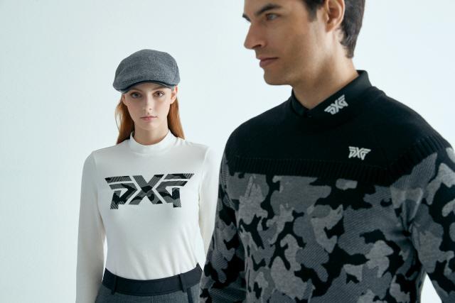 PXG 가을·겨울 신상품 출시…'디지털 패션쇼'로 공개