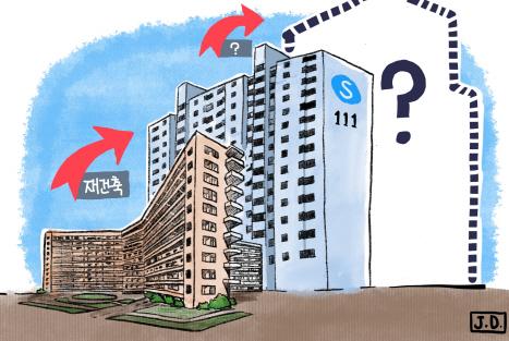 국내 최초의 '재재건축 아파트' 어디가 될까? [박윤선의 부동산 TMI]