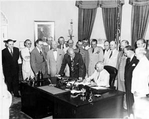 [오늘의 경제소사] 1947년 미 국가안전보장법
