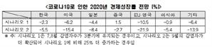 """한경연 """"코로나 충격, 韓 장기 성장률 최대 0.16%p 하락시킬 것"""""""