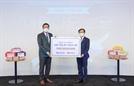 캠코, 대한적십자사에 다문화가정 위한 1억원 기부