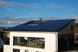 한화큐셀 태양광모듈, 탄소인증제 첫 1등급
