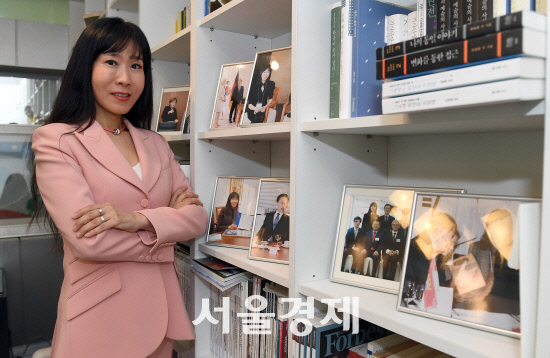 "8,300Km를 출퇴근하는 사람, ""나는 김소연입니다"""