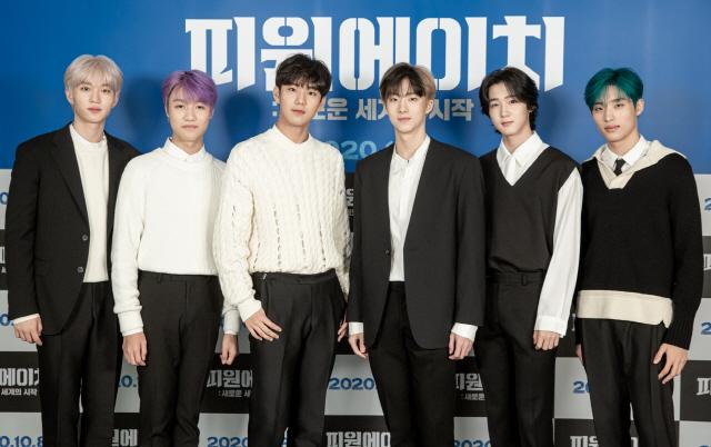 [SE★현장]'피원에이치' 피원하모니의 세계관…K팝+K무비에 담았다(종합)