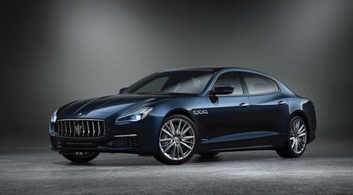[Bestselling Car]마세라티 노빌레, 겉은 화려한 지중해 블루…속은 차분한 브라운·블랙