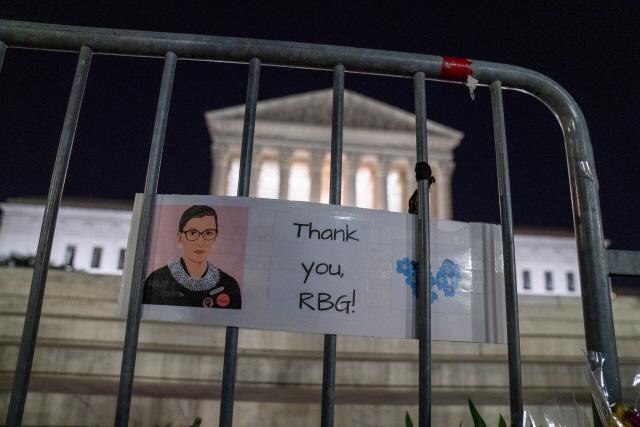 '대법원을 보수로'...트럼프, 낙태 반대론자 대법관 지명 유력