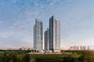 [눈길 끄는 분양단지] 현대건설 '힐스테이트 고덕 스카이시티'