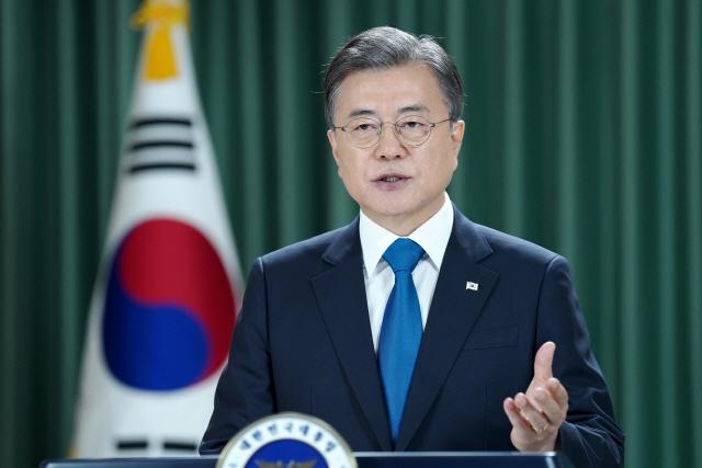 '美 입장과 이렇게 다른 韓대통령 연설 처음'... 文 '종전선언' 제안에 미국서 잇딴 딴소리