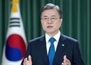 """日 스가 총리, 시진핑 앞서 문대통령과 통화... """"한국측 요청"""""""