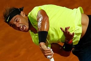 '흙신' 나달, 프랑스오픈 테니스 4연패 도전