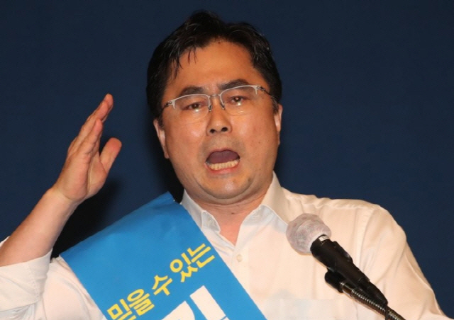 '추미애 엄호' 김종민 '박덕흠 보도, 추 장관의 10분의 1…언론 불신 커져'