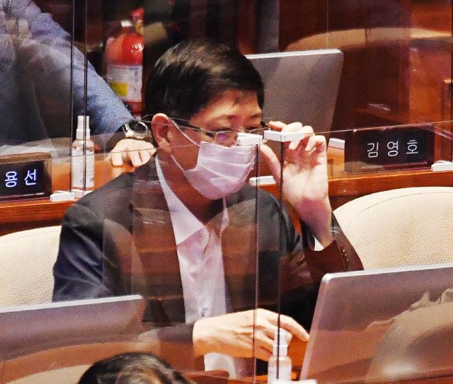 선관위 '재산 축소 의혹' 김홍걸 檢 수사의뢰