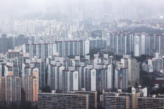 [단독] 새 아파트 분양가보다 비싼 전세 속출 …'가을이 두려워'